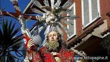 """Trinità. I fedeli: """"Statua chiusa in chiesa: perché?"""" - Ottopagine"""