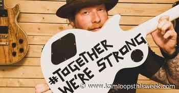 Canadian country musicians honour fallen Capt. Casey - Kamloops This Week