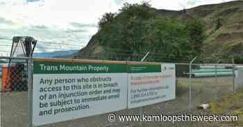 Work on Trans Mountain pipeline expansion project begins in Kamloops - Kamloops This Week