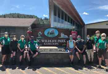 Kamloops residents, businesses found more than $100000 for B.C. Wildlife Park - iNFOnews