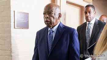 John Lewis praises George Floyd protesters for getting in 'good trouble'