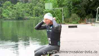 Haslach/Furtwangen: Andreas Fath will die Donau durchschwimmen - Schwarzwälder Bote