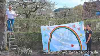 Haslach i. K.: Zwischen Maske und Kinderlachen - Schwarzwälder Bote