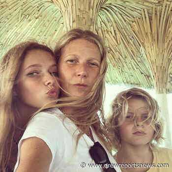 Gwyneth Paltrow's kids can notice her sadness - Drew Reports News