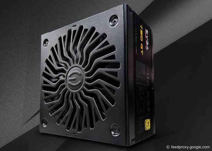 EVGA SuperNOVA GT Series PC power supplies unveiled
