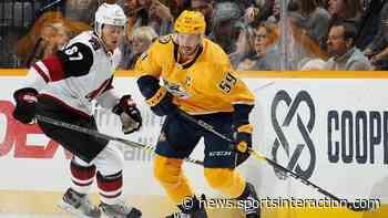 NHL Playoffs Series Odds: Arizona Coyotes vs. Nashville Predators - Sports Interaction