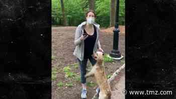Central Park 'Karen' Amy Cooper Gets Her Dog Back