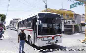 Buscan alternativas para el transporte público en Valle de Santiago - El Sol de Salamanca