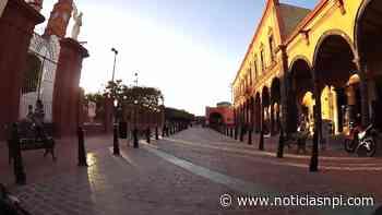 Cierran el acceso al Centro Histórico por protesta en Valle de Santiago. - Noticias NPI
