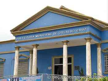 Concurso Prefeitura de Osvaldo Cruz SP: Edital iminente. VEJA! - Gran Cursos Online