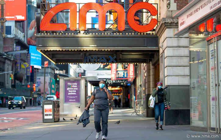 Coronavirus: Cinema giant AMC says it may go out of business