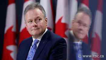 Former Bank of Canada governor Stephen Poloz joins Enbridge board