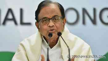 INX Media case: SC rejects CBI plea seeking review of bail given to P Chidambaram