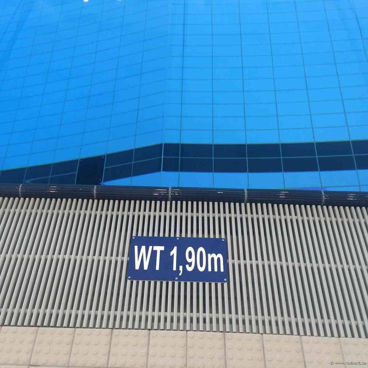 Schulschwimmbad in Wesseling erst später offen? - radioerft.de