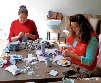 Materialien für Masken werden knapp - Neue Presse Coburg