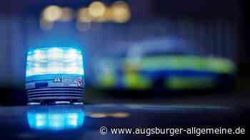 Unfall: Auto macht sich selbstständig - Augsburger Allgemeine