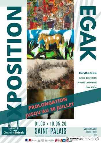 Exposition EGAK Saint-Palais 2 juillet 2020 - Unidivers