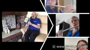 L'harmonie de Harnes donnera bien un concert mais il sera numérique - La Voix du Nord