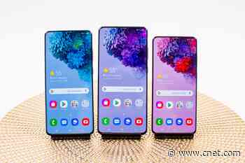 Galaxy S20, Plus and Ultra vs. S10 and S10 Plus specs comparison: Here's what's new     - CNET