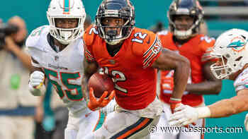 Allen Robinson isn't concerned over contract extension talks with Bears, 'looking forward' to 2020