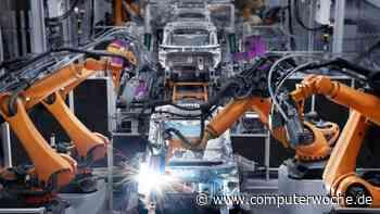 Industrie 4.0: Intel Industrial Edge Insights: Verbesserung der Produktqualität bei Audi