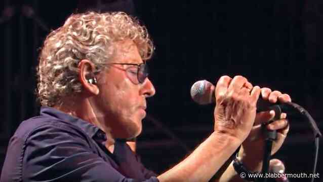 ROGER DALTREY Says His Fame With THE WHO Made Him Feel Isolated