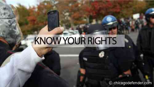 Keep Fighting. Keep Filming! Tips on Filming Police Misconduct