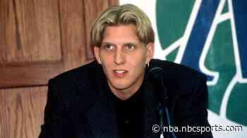 When Charles Barkley tried to recruit Dirk Nowitzki to Auburn