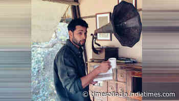 Siddhant Chaturvedi talks about his first single Dhoop