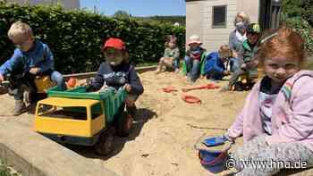Ab Montag dürfen wieder mehr Kinder betreut werden | Wolfhagen - HNA.de