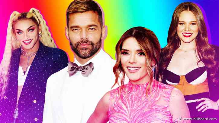 Latin Pride: From Ricky Martin to Javiera Mena, 15 Latin LGBTQ Artists Who Have Defined the Movement