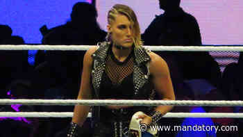 Rhea Ripley Says She's Fixing Her Work Visa Issues From The U.S.