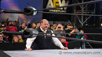 Arn Anderson Signs Multi-Year Deal With AEW, Chris Jericho Returns To Commentary On 6/10 Dynamite