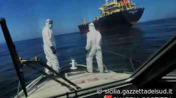 Gela, Guardia costiera soccorre marittimo imbarcato su una petroliera - Gazzetta del Sud - Edizione Sicilia