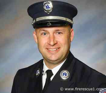Pandemic EMS leader awarded 'Ohio Fire Chief' credential