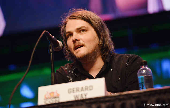 "Gerard Way posts message of solidarity for Black Lives Matter: ""I am so deeply sorry things have not changed"""