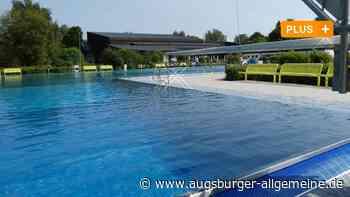 Freibad Aquamarin öffnet am Montag - aber mit Einschränkungen - Augsburger Allgemeine