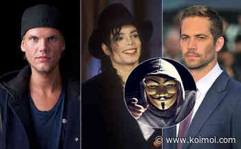 WHAT! Michael Jackson, Paul Walker & DJ Avicii Were Killed As They Had Information About The Child Trafficking Racket, Reveals Anonymous - Koimoi