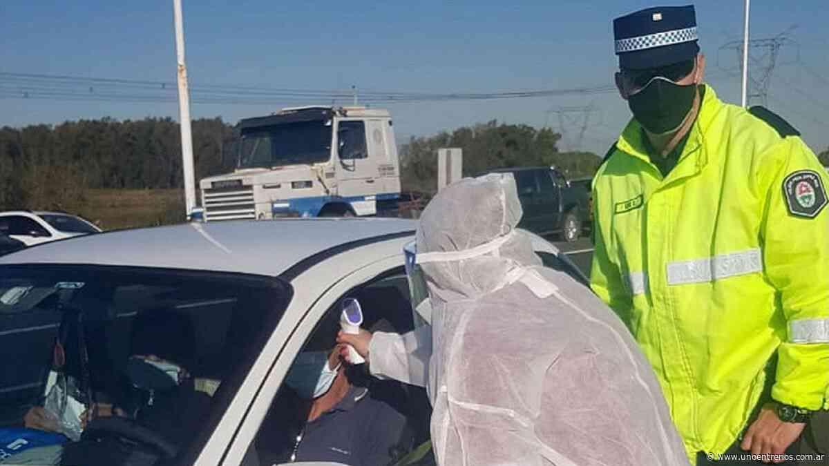 Chajarí: refuerzan los controles sanitarios en Paso Cerrito - Diario UNO de Entre Ríos
