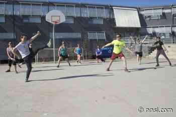Fitness boot camp is back in Inuvik - NNSL Media