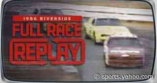 #TBT: Tim Richmond beats Dale Earnhardt at Riverside