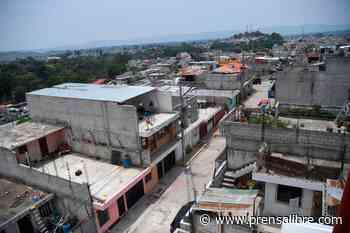 Coronavirus: Salud levanta cordón sanitario en colonia Monte Carmelo II, San Juan Sacatepéquez - Prensa Libre