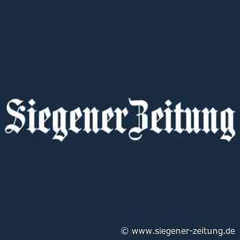 Auf Verkehrsinsel gelandet: Nach Unfallflucht: Polizei sucht Zeugen - Siegener Zeitung