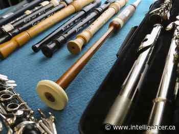 Curbside service at Stirling Musical Instrument Lending Library