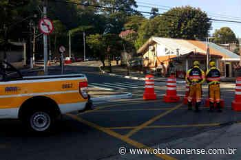 Bruno Covas determina fim dos bloqueios na avenida Francisco Morato - Portal O Taboanense