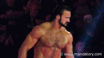 Drew McIntyre Discusses Workout Routine, Changing Regimen After Neck Injury