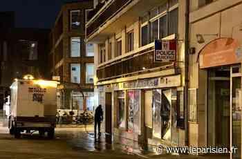 Clichy : cinq jeunes en garde à vue après les débordements de mardi soir - Le Parisien