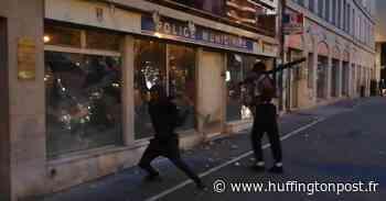 La manifestation Porte de Clichy contre les violences policières se termine sous tension - Le HuffPost