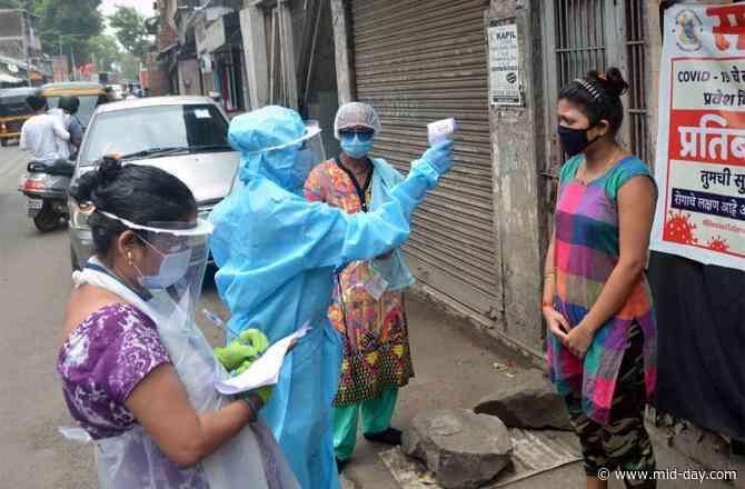 Coronavirus outbreak: Maharashtra records new high of 123 COVID-19 deaths, over 5 lakh tested