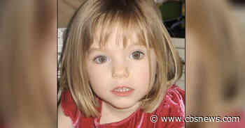 Suspect ID'd in Madeleine McCann case